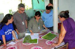 Ipaam realiza a segunda etapa do projeto Puxirum Ambiental nos ramais Pau-Rosa e Cooperativa