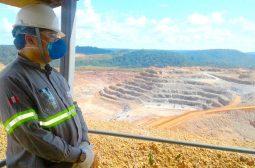 Secretário da Sema visita projetos de contenção de rejeitos de minérios da Mineração Taboca
