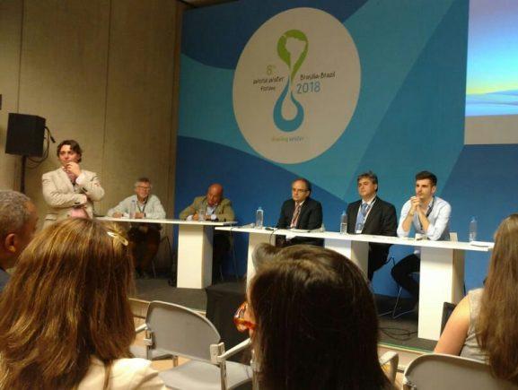 Secretário da Sema defende inclusão das populações tradicionais durante Fórum Mundial da Água, em Brasília