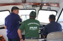Ipaam deflagra operação contra flutuantes sem licenças ambientais na Bacia do rio Tarumã-Açu