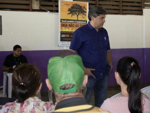Mutirão de Licenciamento do Governo do Amazonas atende 60 produtores rurais no primeiro dia, em Apuí