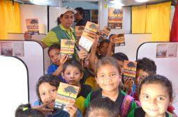 Ipaam leva atividades de educação ambiental para alunos de escola municipal da zona leste de Manaus