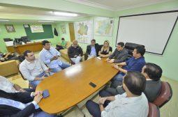 Ministro do Meio Ambiente diz que preservação do sauim-de-coleira é prioridade