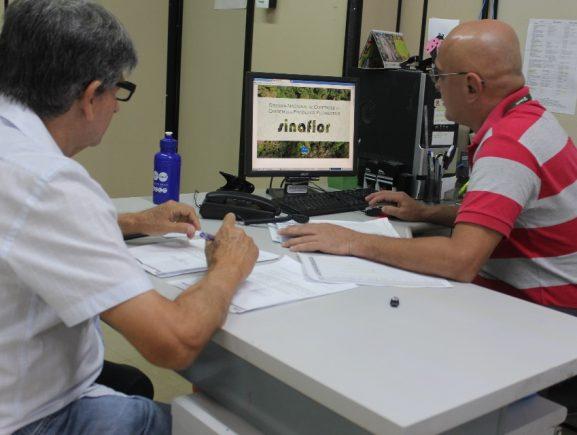 Ipaam realiza treinamento gratuito para o primeiro acesso ao Sinaflor