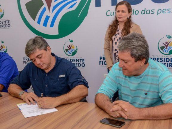 Sema e Ipaam implantam programa Municípios Sustentáveis em Presidente Figueiredo