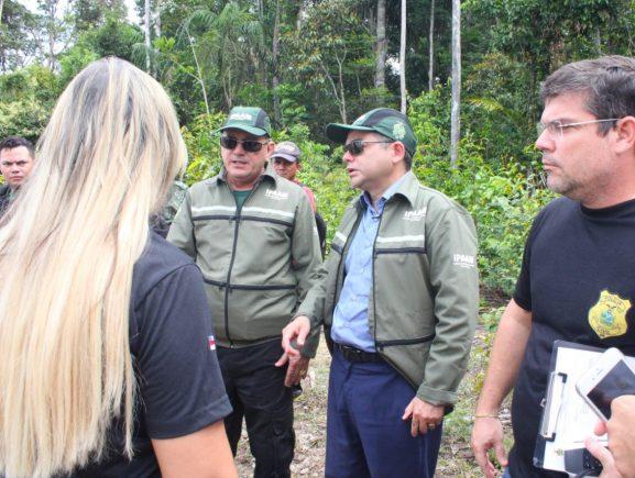Governo do Amazonas desarticula invasão nas proximidades da reserva Adolpho Ducke
