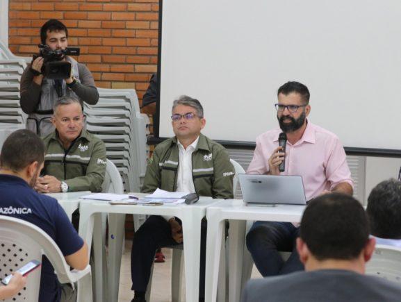 Governo do Estado fiscalizará barragens na Mina do Pitinga, em Presidente Figueiredo