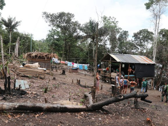 Ipaam realiza operação de fiscalização na RDS Puranga Conquista