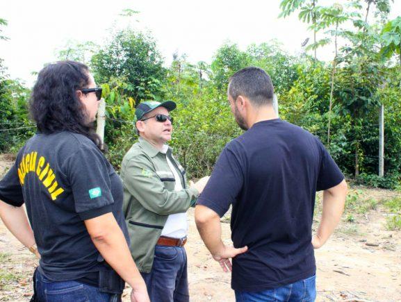 Governo do Amazonas avalia criação de núcleo de inteligência para combater invasões e grilagem de terras no estado