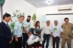Governo inaugura novos espaços no Parque Sumaúma e anuncia campanha 'Junho Verde' em 18 municípios