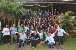 Educação em saúde, formação de bombeiros mirins e plantio de mudas movimenta 'Junho Verde' no Parque Sumaúma