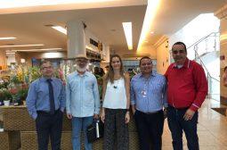 Ipaam participa da primeira reunião para implementação do PEV