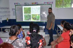 Campanha 'Junho Verde' leva educação ambiental para escolas de Parintins na próxima semana