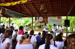 Dando continuidade ao mês do Meio Ambiente, o Parque Sumaúma recebe atividades neste domingo (9/6)
