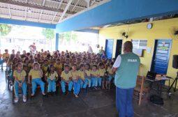 Junho Verde' inicia ação em Parintins com palestras educativas em escolas