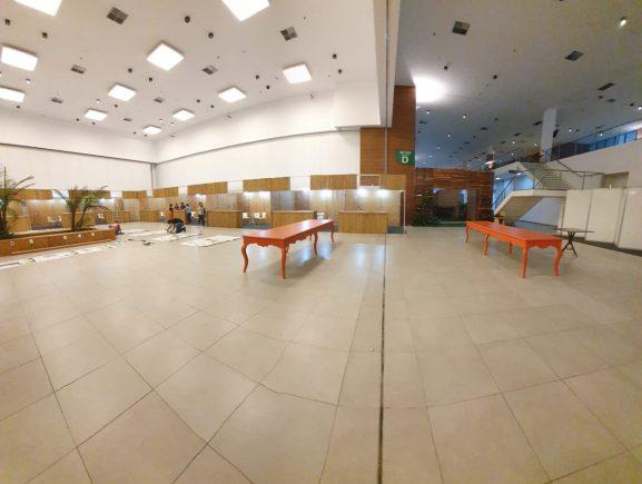 Ipaam leva serviços e orientações à população em evento no Centro de Convenções Vasco Vasques