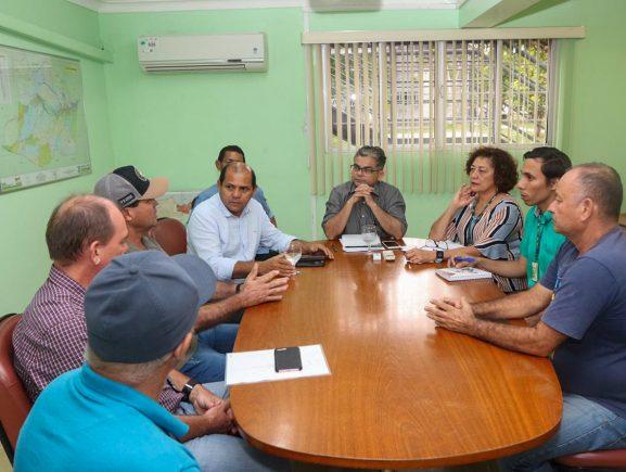 Ipaam e Prefeitura de Novo Aripuanã discutem setor madeireiro
