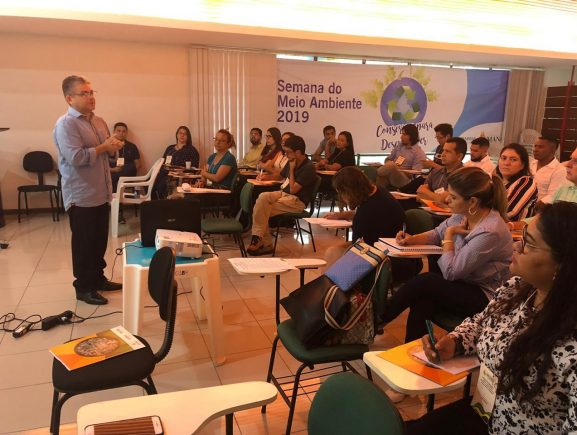 Ipaam realiza workshop sobre licenciamento ambiental do setor elétrico no Amazonas