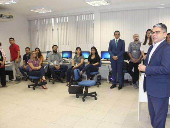 Ipaam e Ibama realizam curso sobre uso do Sinaflor para técnicos da Semmas