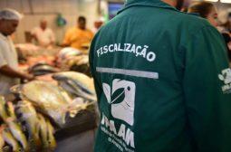 Ipaam realiza ação educativa no Alto Solimões sobre o período de defeso e tamanho mínimo de captura