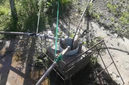 Equipe do Ipaam realizou vistoria nos poços artesianos de Parintins