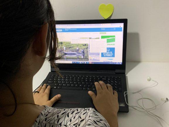 Ipaam lança melhorias na organização de seu website