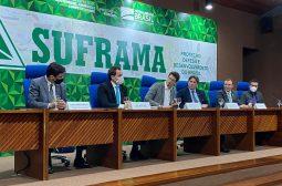 Estado e Ministério do Meio Ambiente discutem melhorias para o manejo florestal no Amazonas