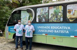 Ipaam realiza ações educativas na região metropolitana