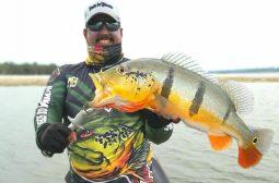 Ipaam registra crescimento de regularizações no setor de pesca esportiva