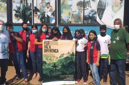 Itacoatiara recebe ações de conscientização contra queimadas e desmatamento