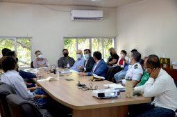 Segunda reunião interinstitucional abre caminhos para ordenamentos dos flutuantes na orla de Manaus